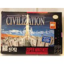 Civilization Super Nntendo SNES US