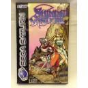 Shining Wisdom Sega Saturn Pal