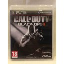 "Call Of Duty ""Black Ops II"" Sony Playstation 3 PS3 Pal"
