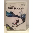 Disney Epic Mickey Nintendo Wii