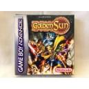 Golden Sun Nintendo Game Boy Advance Pal