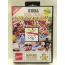 Olympic Gold Sega Master System Pal