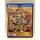 "J-Stars Victory VS ""Anime Sound"" Sony Playstation PS Vita Jap"