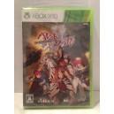 """Bullet Soul """"Infinite Burst"""" Microsoft Xbox 360 Jap"""