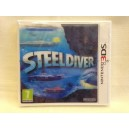 Steeldiver Nintendo 3DS Pal