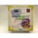 "Coonsole Neo Geo Pocket Color ""Samurai Spirits ! Special Box"" Jap"