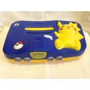 "Console Nintendo N64 ""Pikachu"" Pal"