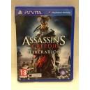 "Assassin's Creed III ""Liberation"" Sony Playstation Vita PsVita Pal"