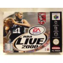 NBA Live 2000 Nintendo 64 N64 Pal