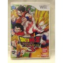 Dragon Ball Z Budokai Tenkaichi 3 Nintendo Wii Pal