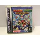 Mario & Luigi Superstar Saga Nintendo Game Boy Advance GBA Pal