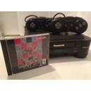 Console Panasonic 3DO + Super Street Fighter 2X Jap