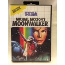 Moonwalker Sega Master System Pal