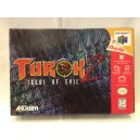 "Turok 2 ""Seeds Of Evil"" Nintendo 64 N64 US"