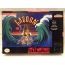Lagoon Super Nintendo SNES US