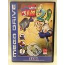 Earthworm Jim 2 Sega Megadrive Pal