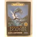Ecco The Dolphin Sega Megadrive Pal Asia