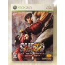 Super Street Fighter IV Collector Microsoft Xbox 360 Jap