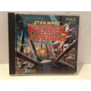 Star Wars Rebel Assault Sega Mega CD Jap