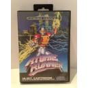 Atomic Runner Sega Megadrive Pal