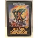 Alisia Dragoon Sega Genesis Megadrive US