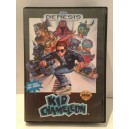 Kid Chameleon Sega Genesis Megadrive US