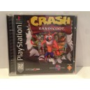 Crash Bandicoot  Sony Playstation 1 PS1 US