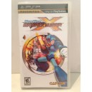 Mega Man X Maverick Hunter Sony Playstation Portable PSP US