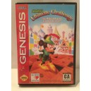 Mickey's Ultimate Challenge Sega Genesis Megadrive US
