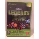 Taito Legends Microsoft Xbox Pal