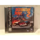 Destruction Derby 2 Sony Playstation 1 PS1 US