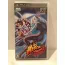 "Neo Geo Heroes ""Ultimate Shooting"" Sony Playstation Portable PSP Jap"