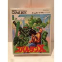 Spartan X Nintendo Game Boy GB Jap
