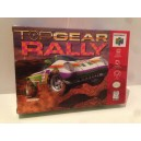 Top Gear Rally Nintendo 64 N64 US
