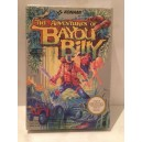 Bayou Billy (The Adventures Of) Nintendo NES Pal