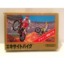 Excite Bike Nintendo Famicom