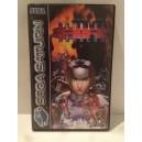 Burning Rangers Sega Saturn Pal