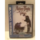 Addams Family Values Sega Megadrive Pal