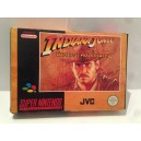 Indiana Jones Greatest Adventures Nintendo Super NES SNES PAL