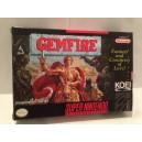 Gemfire Super Nintendo SNES US