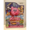 Kirby's Adventure Nintendo Wii