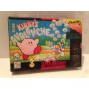 Kirby's Avalanche Nintendo Super NES SNES US