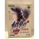 1080 Ten Eighty Nintendo 64 N64 Jap