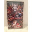Castlevania The Dracula X Chronicles Sony Playstation Portable PSP Pal
