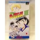Captain Tsubasa III Nintendo Super Famicom SFC