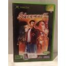 Shenmue II 2 Microsoft Xbox Pal