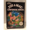 Joe And Mac Caveman Ninja Nintendo NES Pal