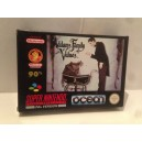 Addams Family Values Nintendo SNES Super NES Pal