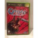 Otogi Myth of Demons Microsoft Xbox Pal