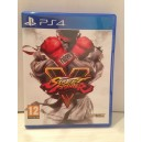Street Fighter V 5 Sony Playstation 4 PS4 Pal